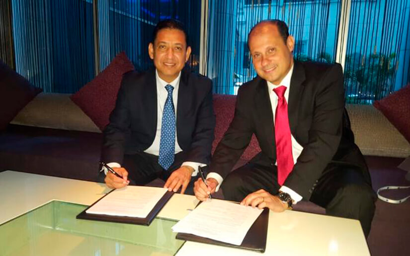 Se firma memorando de entendimiento de transporte aéreo con Brasil