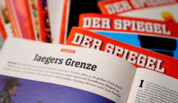 Der Spiegel denuncia a su periodista por falsear artículos