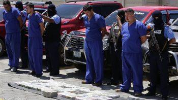 Policía Nacional incauta más de 160 kilos de cocaína y 178 mil dólares