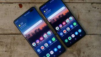 El grave problema que tienen las pantallas del Galaxy S10 de Samsung y el P30 Pro de Huawei