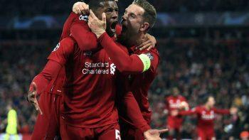 Milagro en Anfield: Liverpool fulmina a Barcelona