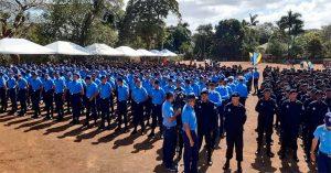 policia graduacion 2020 nicaragua