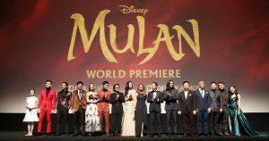 Mulan estrena