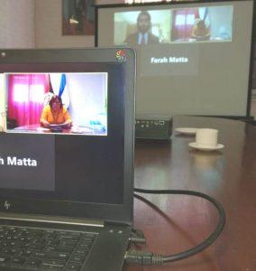 nicaragua organizacion cooperacion educativa