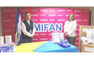paquetes de limpieza nicaragua unicef