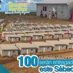 Entregarán 100 viviendas del Programa Bismarck Martínez en homenaje a las madres nicaragüenses