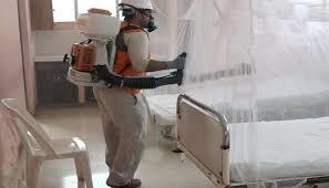 jornada de desinfección en san juan del sur