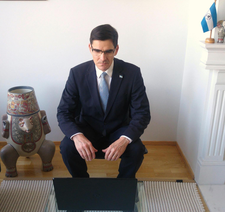 Gobierno de Lituania Nicaragua