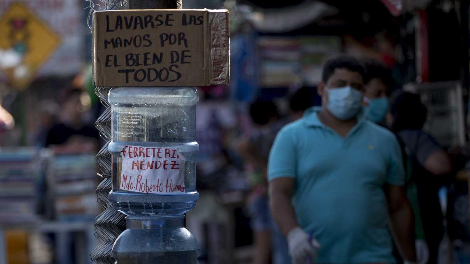 estrategia sanitaria nicaragua coronavirus