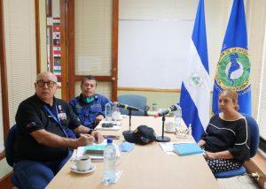 proteccion portuaria nicaragua covid