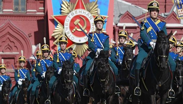 Dia de la victoria Rusia Nicaragua