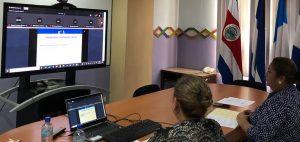 Infraestructuras de trabajo CELAC UE Nicaragua
