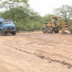 Contrucción de carretera Río Blanco-Bocana de Paiwas avanza un 20%