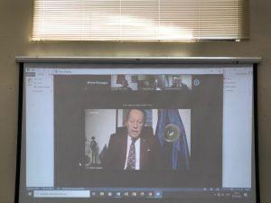 Comite ejecutivo del SICA Nicaragua