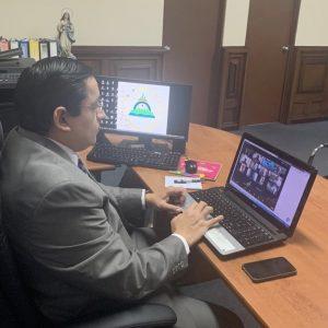 nicaragua director general del iica