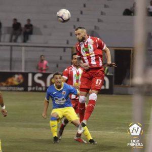 Final de futbol en vivo Nicaragua