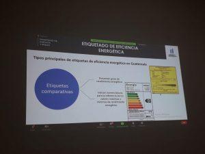 nicaragua eficiencia electrica