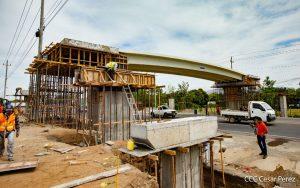 puentes para peatones nicaragua
