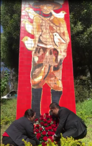 Ecuador homenaje a Sandino