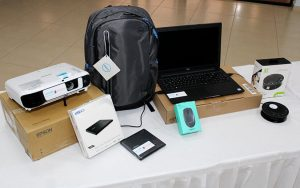 unicef nicaragua educacion 25 kits tecnologicos