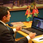 Nicaragua sostiene reunión con importante empresario español
