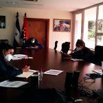 Nicaragua en reuniones virtuales sobre Sanidad Animal