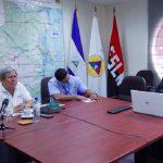 Sinapred y Comupred dan seguimiento al Plan Invierno Seguro 2020 del departamento de Matagalpa