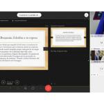 Videoconferencia «Aportes al desarrollo de la identidad nacional desde la gesta de Benjamín Zeledón»