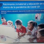 Nicaragua participa en seminario sobre cultura y educación