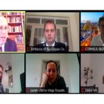 Nicaragua en seminario virtual «Diplomacia digital en tiempos de Covid-19»