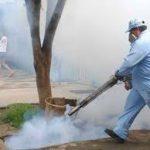 Jornadas de Fumigación Contra el Dengue en la Capital