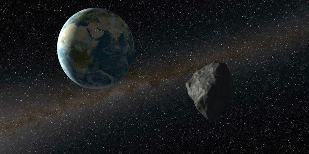 asteroide 122 metros de diametro tierra