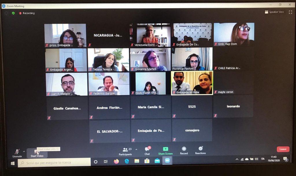nicaragua crea plataforma virtual