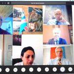 Nicaragua: Encuentro virtual de Cónsules Honorarios en Finlandia