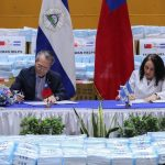 Ministerio de Salud de Nicaragua Recibe Equipo Médico