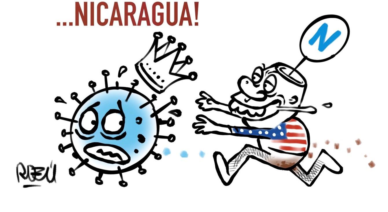 covid oposicion nicaragua