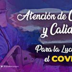 Enfermeras y Médicos nicaragüenses símbolo de humanismo y responsabilidad ante el COVID-19