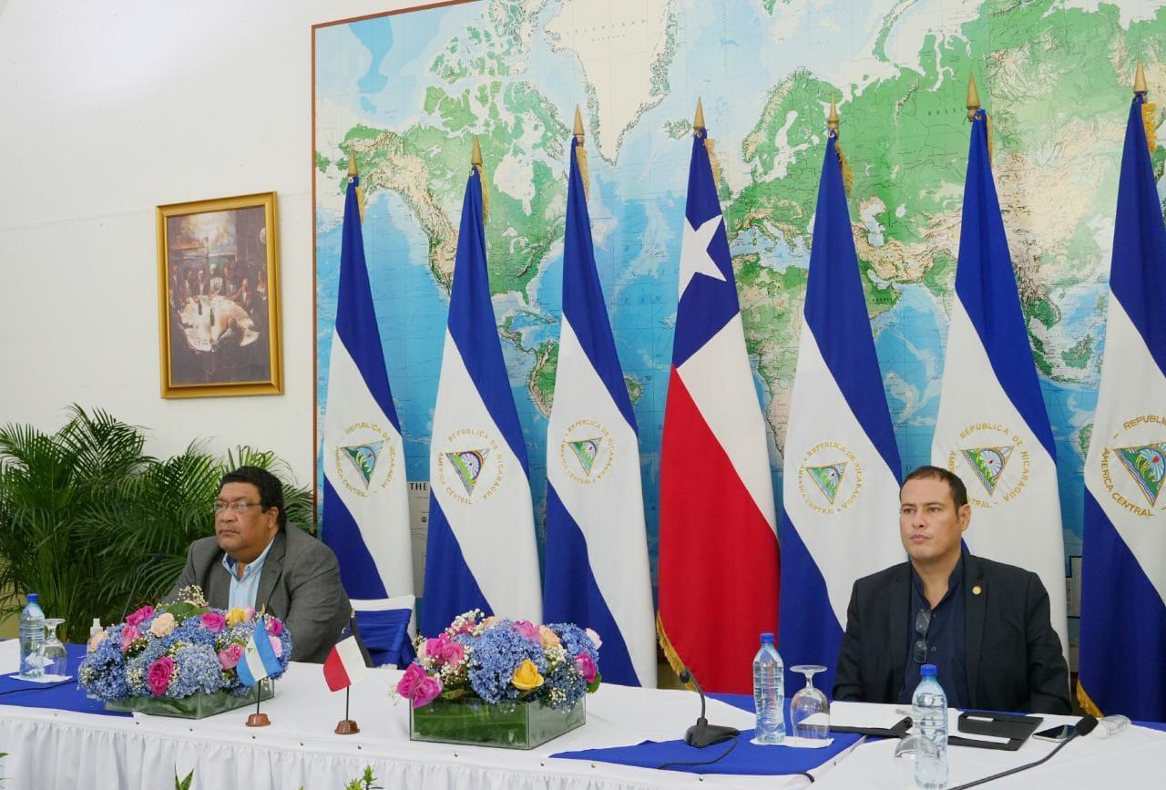 nicaragua cooperacion y solidaridad