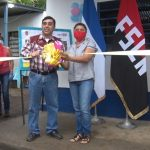 Alcaldía de Managua entrega la vivienda digna número 285 en Managua