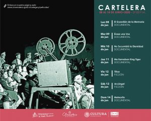 cine en linea cinemateca nicaragua mexico