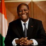 Mensaje al Presidente de Cote d'Ivoire