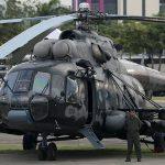 Fuerza Aérea de Nicaragua cumple 41 años de fundación