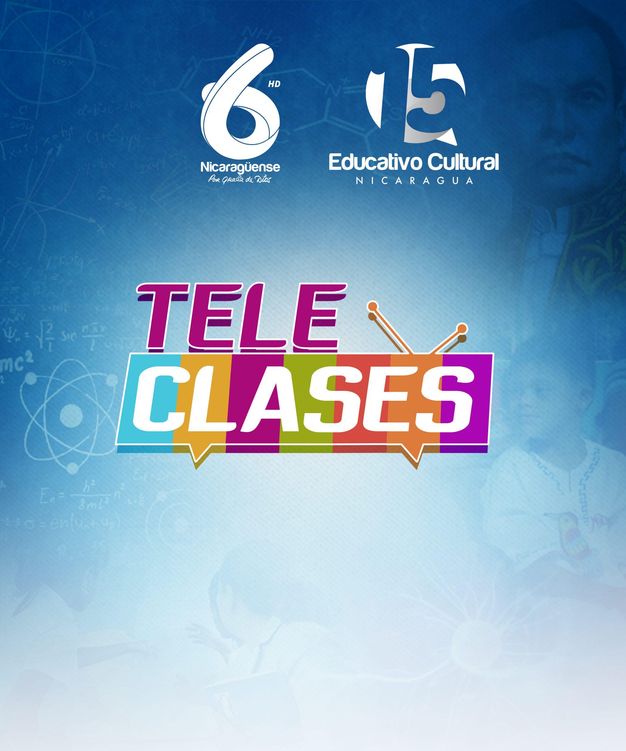 TeleClases programación de Canal 6