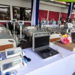 Ministerio de Salud Recibe Equipo Médico para el Fortalecimiento del Servicio