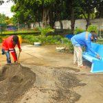 ALMA mejora espacios recreativos de Managua