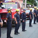 Nueva estación de bomberos en Ometepe, Altagracia