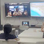INETER Participa en Capacitación en Temas de Tsunamis