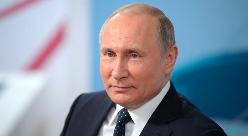 gobierno saluda a presidente de Rusia