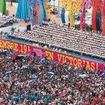 Cra. Rosario Murillo: ¡Al 41/19 y Siempre Más Allá!