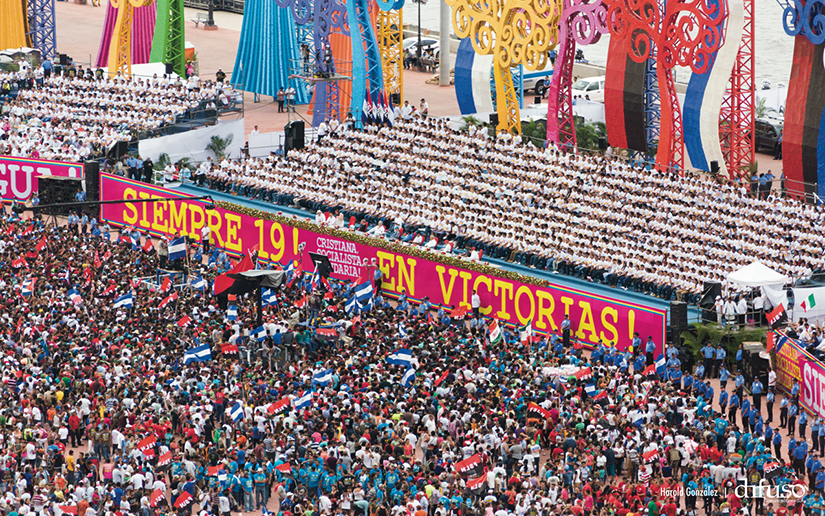 Rosario Murillo 41/19 revolución sandinista